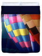 Balloon Patterns Duvet Cover