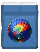 Balloon Square 2 Duvet Cover
