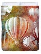 Balloons 3 Duvet Cover