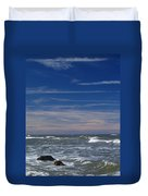 Baltic Sea Duvet Cover