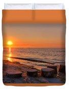 Baltic Sun Duvet Cover