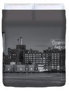 Baltimore Domino Sugars Plant II Duvet Cover