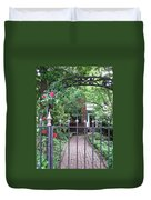 Baltimore Garden Duvet Cover