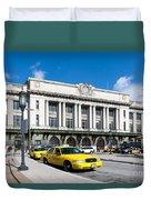 Baltimore Pennsylvania Station IIi Duvet Cover