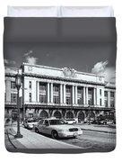 Baltimore Pennsylvania Station Iv Duvet Cover