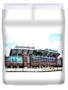 Baltimore Ravens - M And T Bank Stadium Duvet Cover