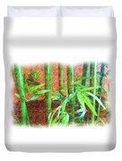 Bamboo #1 Duvet Cover
