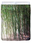 Bamboo By Roadsides Cherry Hill Roadside Greens            Duvet Cover