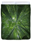 Bamboo Forest 1 Duvet Cover