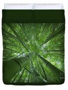 Bamboo Forest 2 Duvet Cover