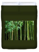 Bamboo Forest Maui Duvet Cover