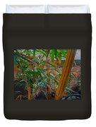 Bamboo Garden Duvet Cover