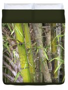 Bamboo I Poster Look Duvet Cover