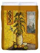 Bamboo Duvet Cover by Sergey Khreschatov