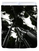 Bamboo Skies 3 Duvet Cover