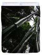 Bamboo Skies 4 Duvet Cover