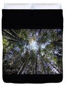 Bamboo Sky Duvet Cover