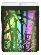 Bamboo Study 8 Duvet Cover