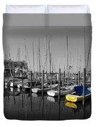Banana Boat Duvet Cover