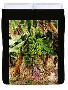 Banana Tree Duvet Cover