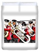 Band On The Run Duvet Cover