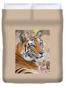 Bandhavgarh Tigeress Duvet Cover