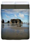 Bandon Beach Duvet Cover