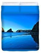 Bandon Blue Duvet Cover