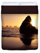 Bandon Golden Moment Duvet Cover