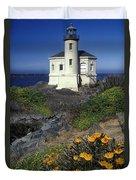 Bandon Lighthouse Duvet Cover