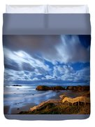 Bandon Nightlife Duvet Cover