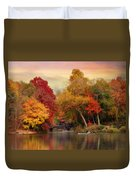 Bank Rock Bay Duvet Cover