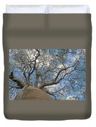baobab from Madagascar 9 Duvet Cover
