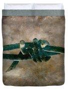 Barbed Duvet Cover