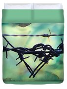 Barbed Wire Love-jealousy 2 Duvet Cover