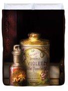 Barber -  Sharp And Dohmes Violet Toilet Powder  Duvet Cover