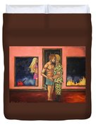 Barbies Revenge Edit 3 Duvet Cover