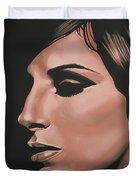 Barbra Streisand Duvet Cover