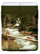 Baring Falls Duvet Cover