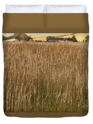 Barley Field Duvet Cover