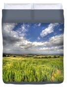 Barley View  Duvet Cover