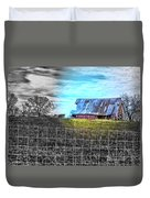 Barn 23 - Featured In Comfortable Art  And Artists Of Western Ny Groups Duvet Cover