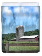 Barn 28 - Featured In Old Buildings And Ruins Group Duvet Cover