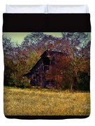 Barn And Diamond Reo-featured In Barns Big And Small Group Duvet Cover