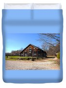 Barn At Billie Creek Village Duvet Cover
