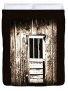Barn Door Duvet Cover