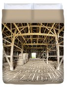 Barn Interior Duvet Cover