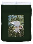 Barn Owl 2 Duvet Cover