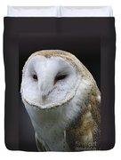 Barn Owl No.1 Duvet Cover