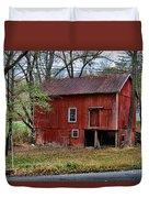 Barn - Seen Better Days Duvet Cover